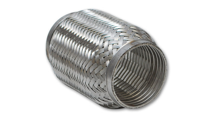 TurboFlex Coupling w/ Interlock Liner, 3in I.D. x 8in Long