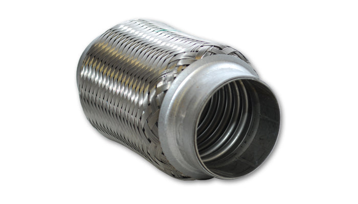 Standard Flex Coupling w/ Inner Braid Liner, 3in I.D. x 6in Long