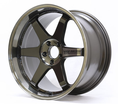 Volk Racing Pressed Double Black TE37SL for GR Supra (rears only)