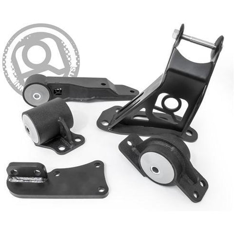 00-06 INSIGHT CONVERSION ENGINE MOUNT KIT (K20 / Auto 2 Manual)