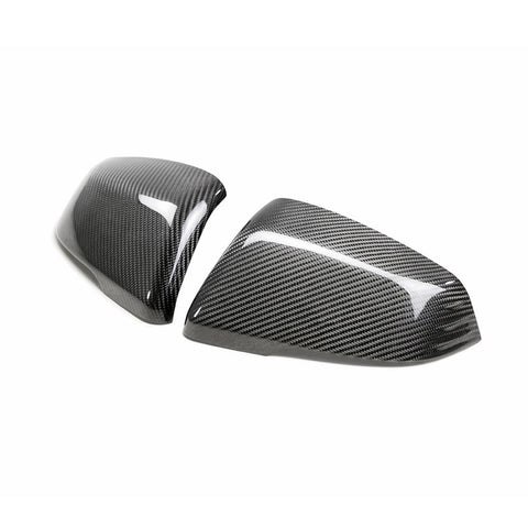 CARBON FIBER MIRROR CAPS FOR 2020 TOYOTA GR SUPRA