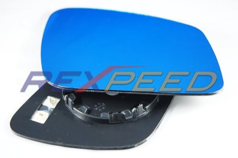 Rexpeed Supra 2020 Polarized Blue Mirrors w/ Heated Anti Fog