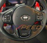 Rexpeed Supra 2020 Carbon Steering Wheel Badge