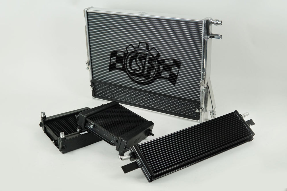 "CSF A90/A91 GR supra Competition-Spec"" Four-Piece Cooling Package"