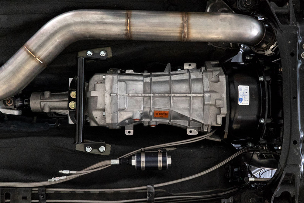 Titan Motorsports T56 Swap kit for MKIV Supra