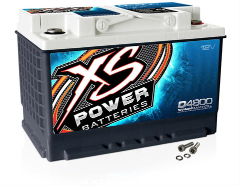 XS Power AGM Batteries D4800