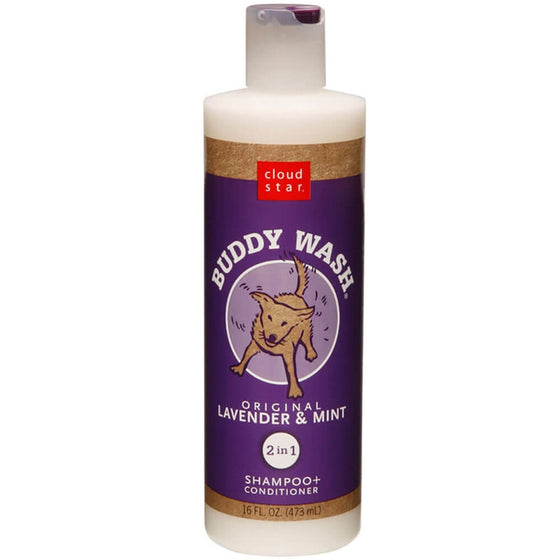 Cloud Star Lavender & Mint Shampoo 16oz