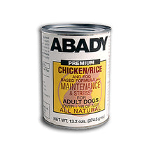 Abady Premium Chicken/Rice and Egg for Dogs