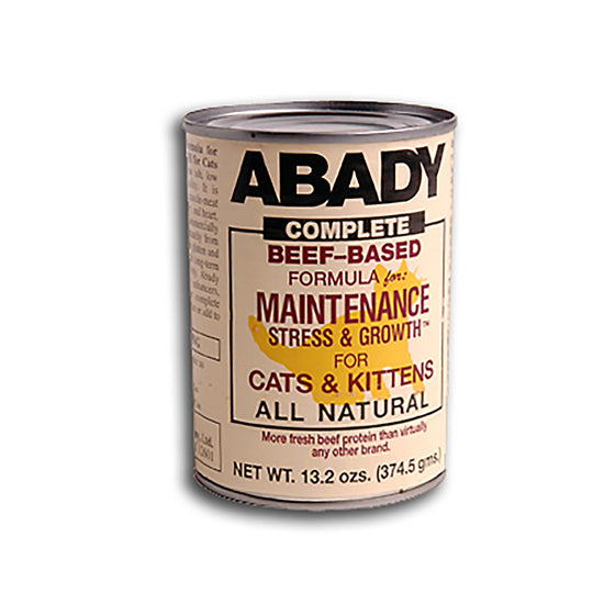 Abady Complete Beef Based for Cats