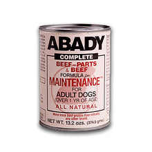 Abady Complete Beef-Parts & Beef for Dogs