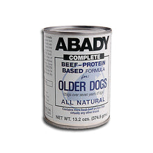 Abady Complete Beef-Protein for Older Dogs