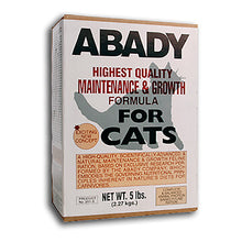 Abady Highest Quality Maintenance & Growth Formula for Cats