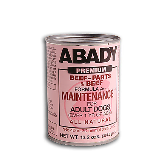 Abady Premium Beef-Parts & Beef for Dogs