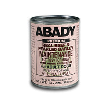 Abady Premium Real Beef & Pearled Barley for Dogs