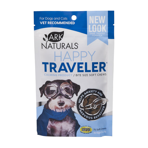 Ark Naturals - Happy Traveler Soft Chew