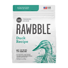 Rawbble Freeze-Dried Duck