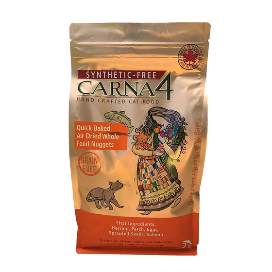 Carna4 - All Life Stages Fish Dry Cat Food