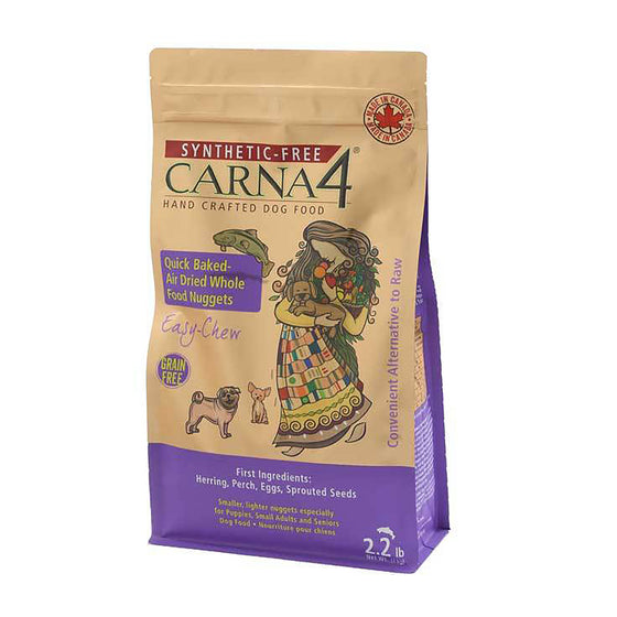 Carna4 Easy-Chew Fish Formula