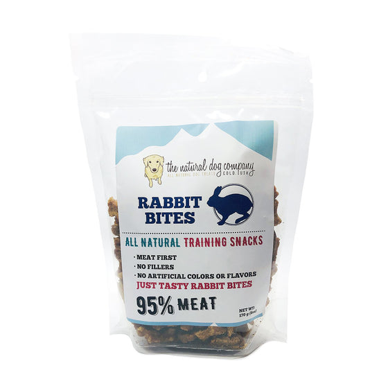Natural Dog Company - 95%  Rabbit Training Bites