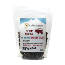 Natural Dog Company - 95% Beef Training Bites