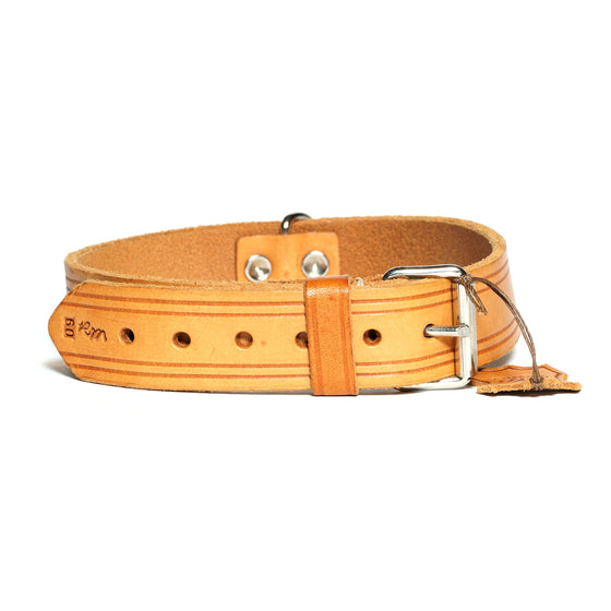 European Leather Collar - Large