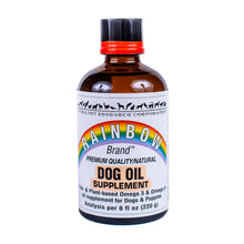 Nutra-Vet Research Rainbow Dog Oil