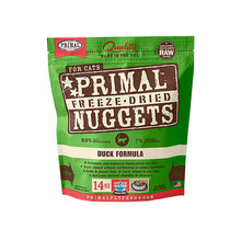 Primal Freeze-Dried Duck Formula for Cats