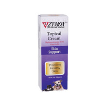Zymox Topical Cream with 0.5% Hydrocortisone