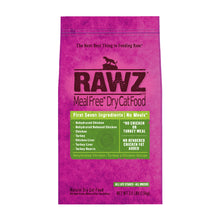 RAWZ Chicken & Turkey Dry Cat Food