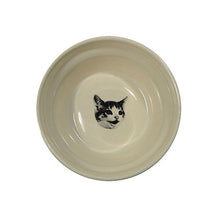 George - Ridged Happy Cat Bowl