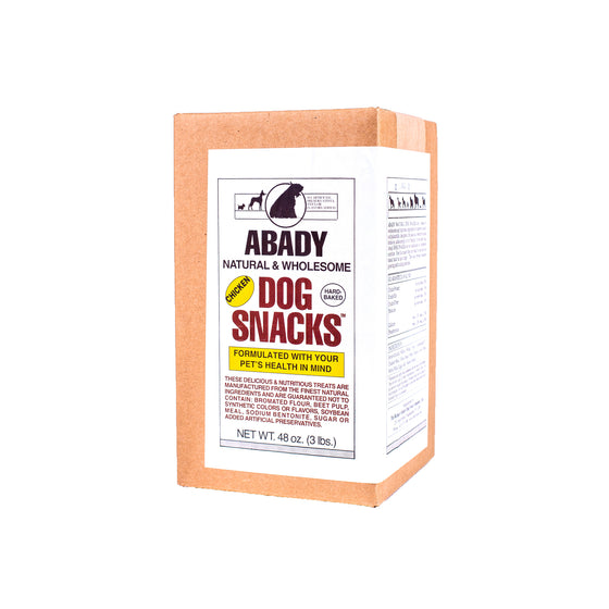 Abady Dog Snacks Chicken
