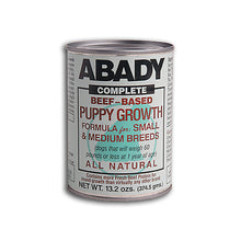 Abady Complete Beef-Based Puppy Growth for Small & Medium Breeds
