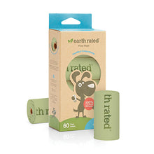 Earth Rated - Compostable Poop Bags (60ct)