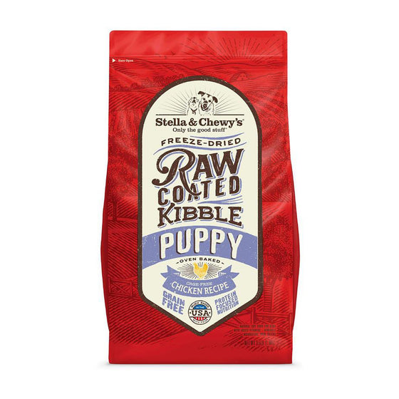 Stella & Chewy's - Puppy Raw Coated Kibble Cage-Free Chicken