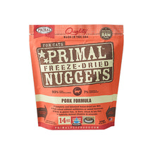 Primal Freeze-Dried Pork Formula for Cats