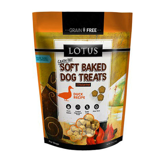 Lotus - Duck Dog Treats