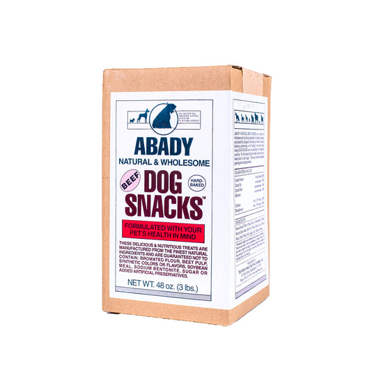 Abady Dog Snacks Beef