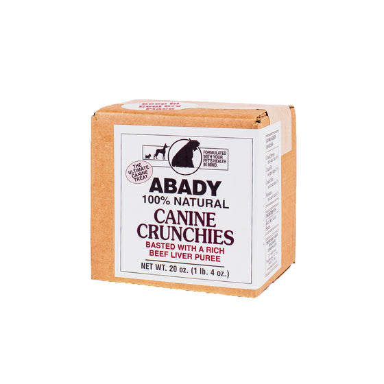Abady Canine Crunchies Dog Treats