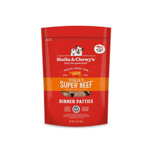 Stella & Chewy's - Super Beef Freeze-Dried Patties