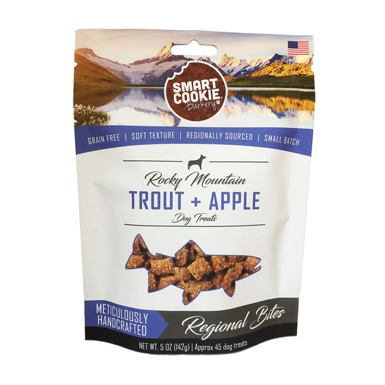 Smart Cookie Barkery - (Soft) Trout & Apple