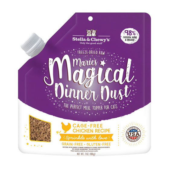 Stella & Chewy's - Marie's Magical Cat Dinner Dust Chicken