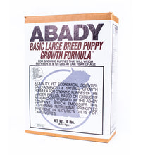 Abady Basic Large Breed Puppy Formula