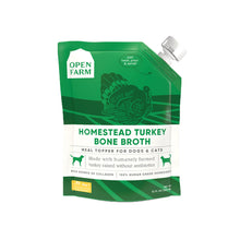Open Farm Homestead Turkey Bone Broth for Dogs & Cats
