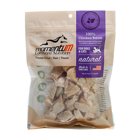 Momentum Freeze-Dried Chicken Breast