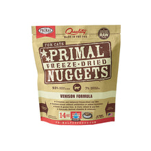 Primal Freeze-Dried Venison Formula for Cats
