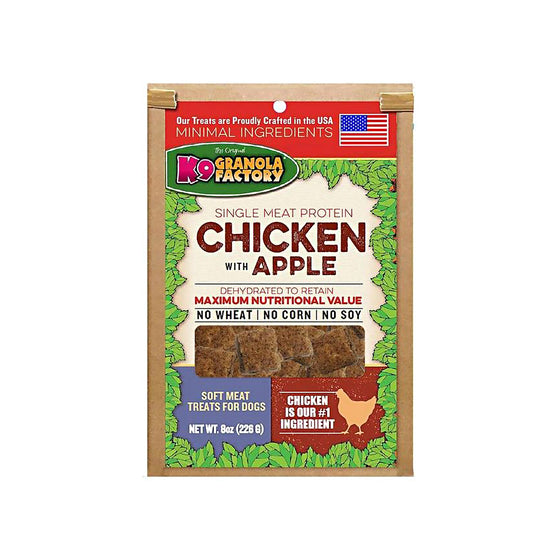 K9 Granola Factory - Chicken with Apple