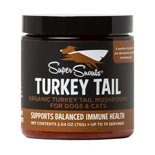 Super Snouts - Turkey Tail Mushroom Supplement