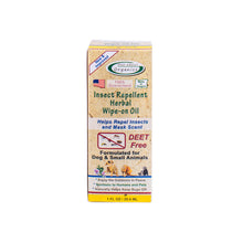 Mad About Organics - Insect Repellant Herbal Wipe-on Oil