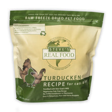 Steve's Real Food Freeze-Dried Turducken Formula for Dogs and Cats