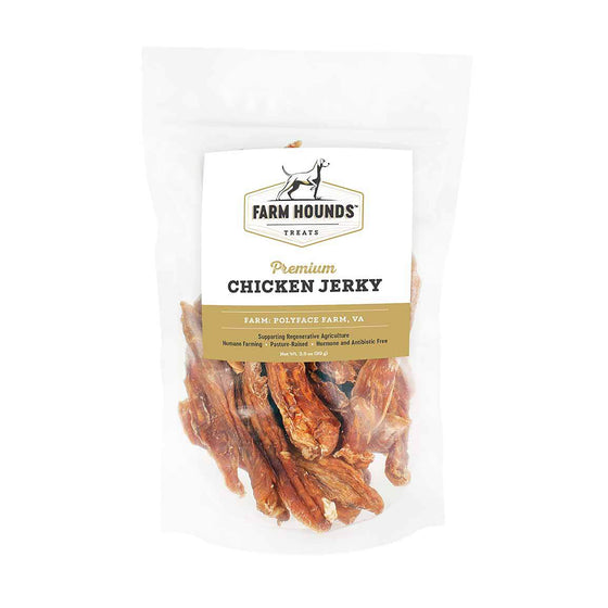 Farm Hounds Chicken Jerky